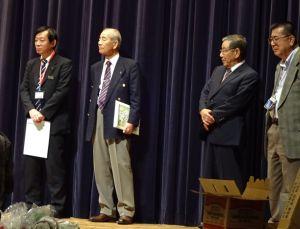 JARL新会長さん・各県支部長さん