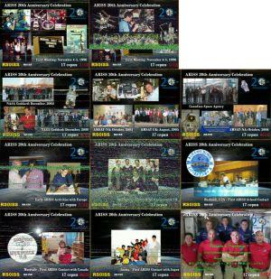 ISS SSTV受信画像